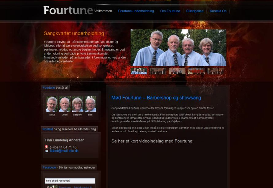 joomla konsulent reference fourtune