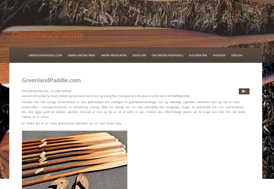 joomla konsulent reference greenlandpaddle