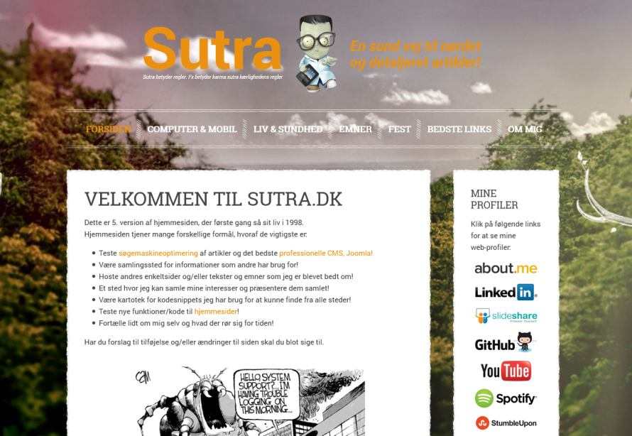 joomla konsulent reference sutra